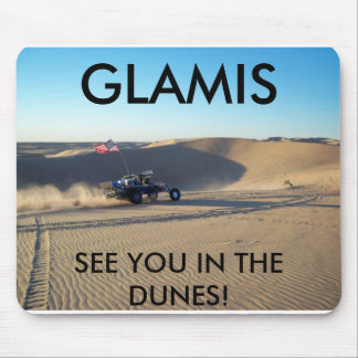 Glamis Mouse Pad