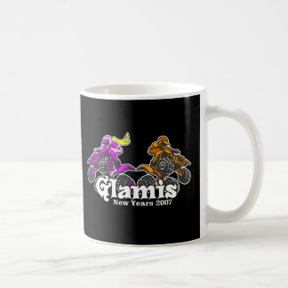 Glamis Newyears 07 Black Coffee Mug