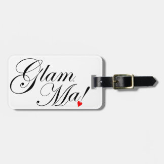 GlamMa Bag Tag