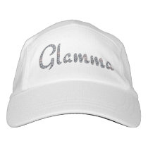 Glamma bling hat