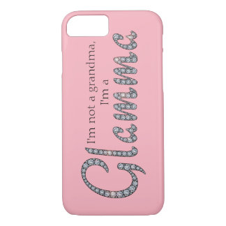Glamma bling iPhone 7 case