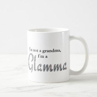 Glamma bling mug