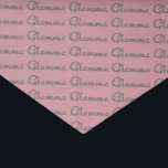 """Glamma bling tissue paper<br><div class=""""desc"""">The background of the faux-bling design can be changed to any color</div>"""