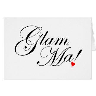 GlamMa Card