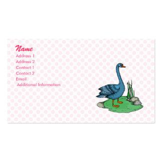 Glamma Goose Business Cards