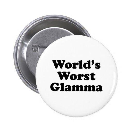 Glamma peor del mundo pins