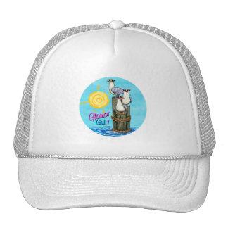 Glamor gull - Gullfriends hat