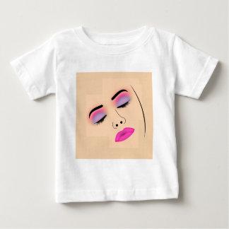 Glamor lady baby T-Shirt