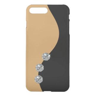 Glamoroso moderno liso fundas para iPhone 7 plus