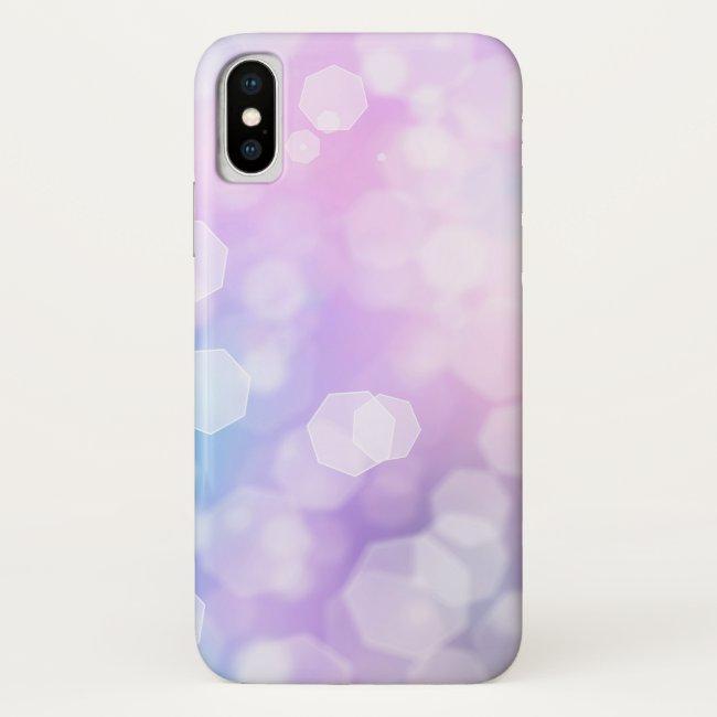 Glamorous Blue & Purple Sparkles