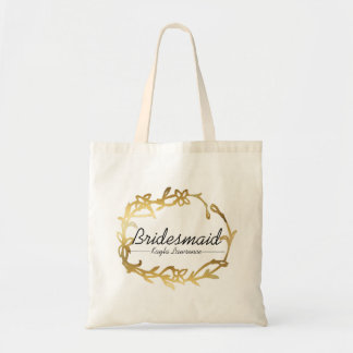 Glamorous Bridesmaid | Gold | Wedding bag