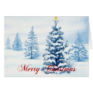 Glamorous Christmas Card