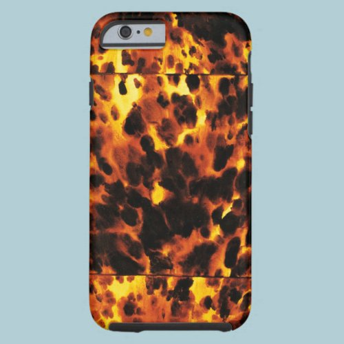 Glamorous Faux Tortoise Shell iPhone 6 case
