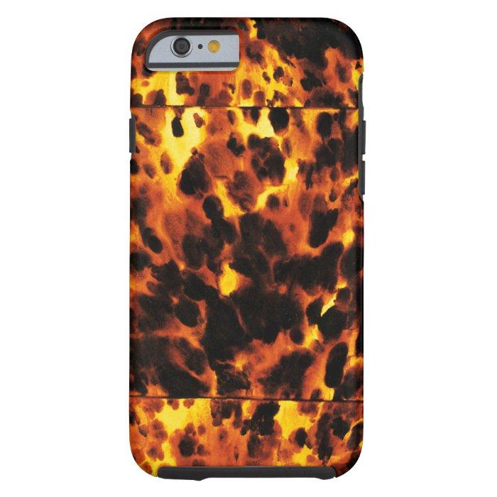 Glamorous Faux Tortoise Shell iPhone 6 case : Zazzle