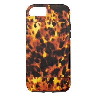 Glamorous Faux Tortoise Shell iPhone 7 case