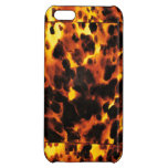 Glamorous Faux Tortoise Shell iPhone Case iPhone 5C Case