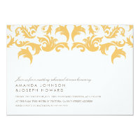 Glamorous Gold Wedding Rehearsal Dinner Invite (<em>$2.01</em>)