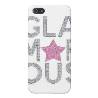 GLAMOROUS CASES FOR iPhone 5