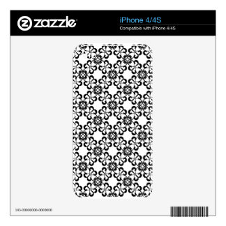 Glamorous Retro Perfect Crazy Skins For The iPhone 4