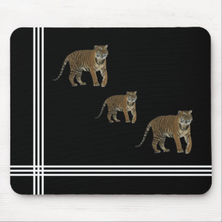 glamorous Tigers Mouse Pad