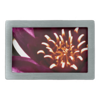 Glamorous Water Lily Belt Buckles