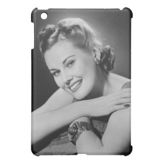Glamorous Woman iPad Mini Covers