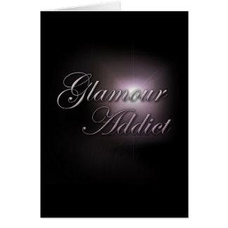 Glamour Addict Card