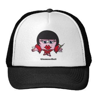 Glamour Ball cap Trucker Hat