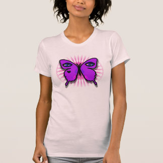 Glamour Butterfly T-Shirt