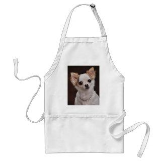 Glamour Chihuahua Diva Adult Apron