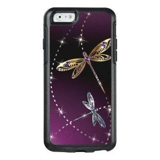 Glamour Diamond Butterfly OtterBox iPhone 6/6s Case
