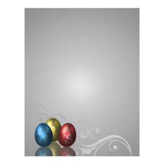 Glamour Easter Eggs - Letterhead