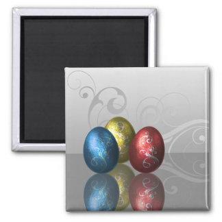 Glamour Easter Eggs - Magnet