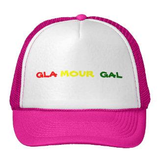 GLAMOUR GAL TRUCKER HAT