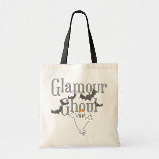 Glamour Ghoul Canvas Bags
