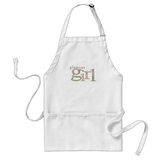 Glamour Girl Adult Apron