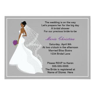 african american wedding invitations announcements zazzle - African American Wedding Invitations