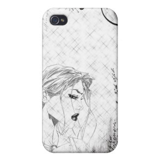 Glamour Girl Covers For iPhone 4