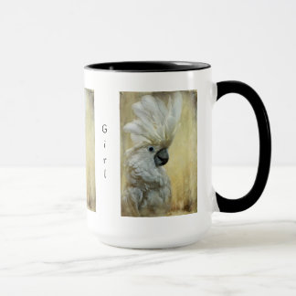 Glamour Girl Mug by Lois Bryan