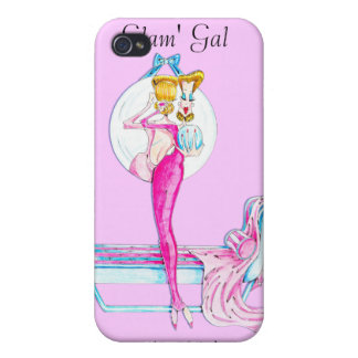 Glamour Girl phone case for woman only!