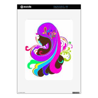 Glamour Girl iPad Decal
