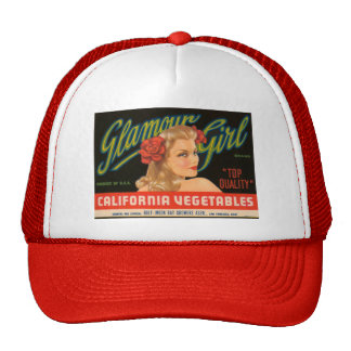 Glamour Girl Trucker Hat