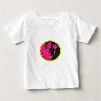 Glamour Girl Uke Baby T-Shirt