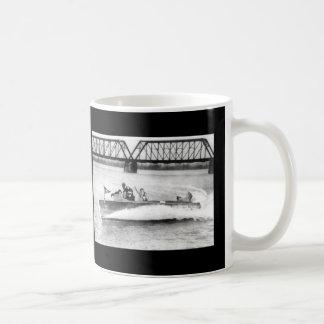 Glamour Girls in Speed Boat Mug