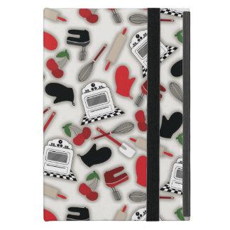 Glamour Kitchen iPad Mini Case With Kickstand