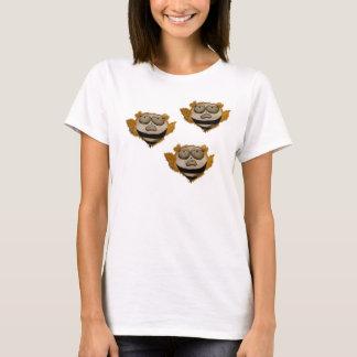 Glamourous Bees, Women's T-shirt