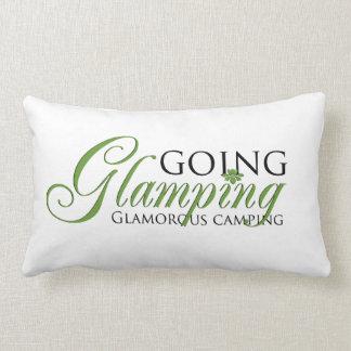 Glamping que va almohadas