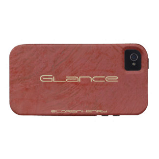 Glance Vibe iPhone 4 Cover