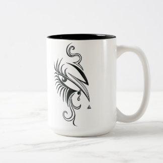 Glancing | Mug | Customizable