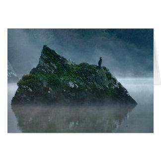 Glanmore Lake Beara Ireland Greeting Card